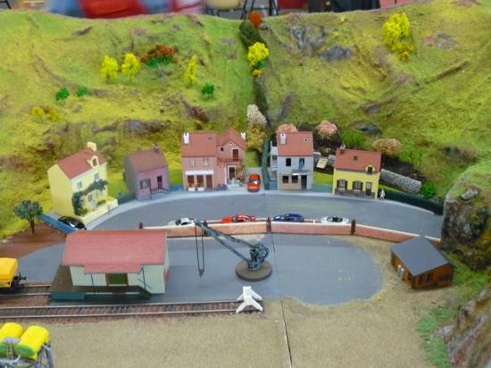 le village + la halle marchandise