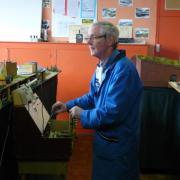 Jean-Claude, notre Secrétaire