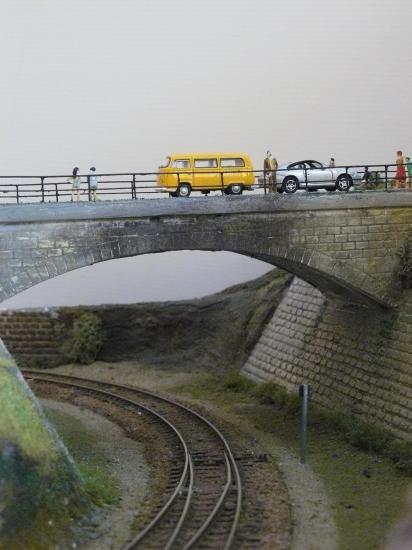 Le pont routier