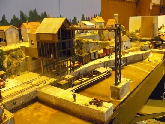 diorama d'un membre du RGP49