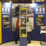 Le stand REE MODELES
